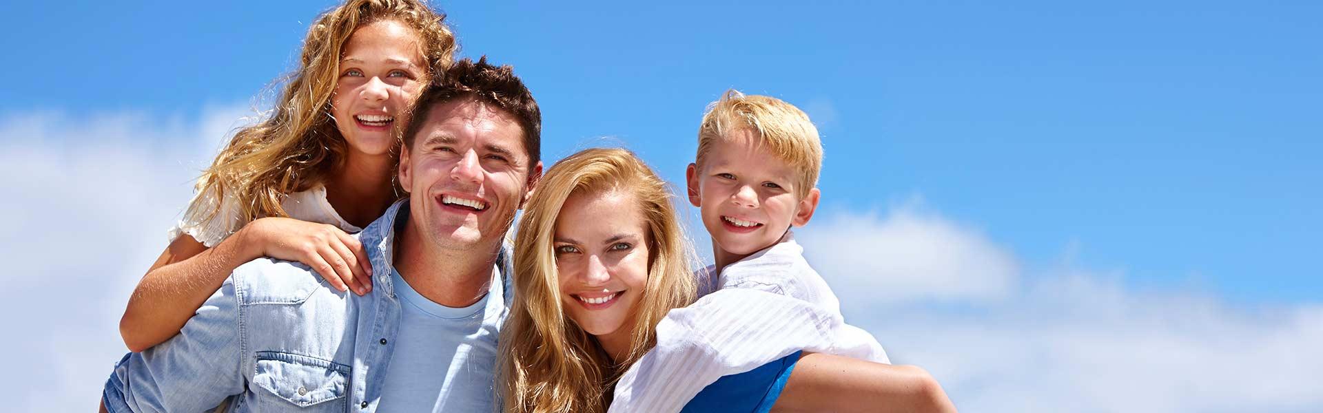 Slider Family Davoody and Hablinski Orthodontics in Houston, TX