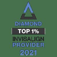 Diamond Top 1 percent Invisalign provider Houston TX